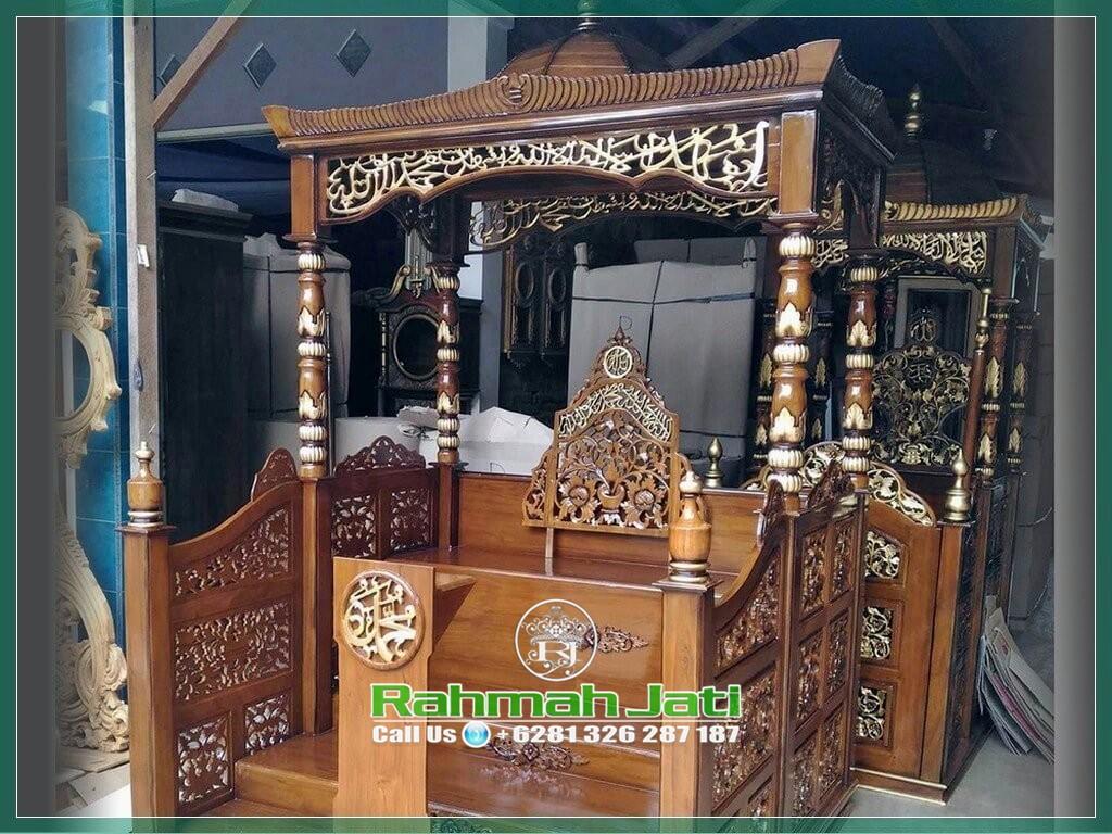 mimbar masjid